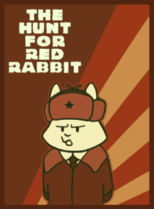 The Hunt For Red Rabbit - Poster